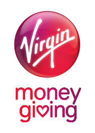 Click to contribute via Virgin money