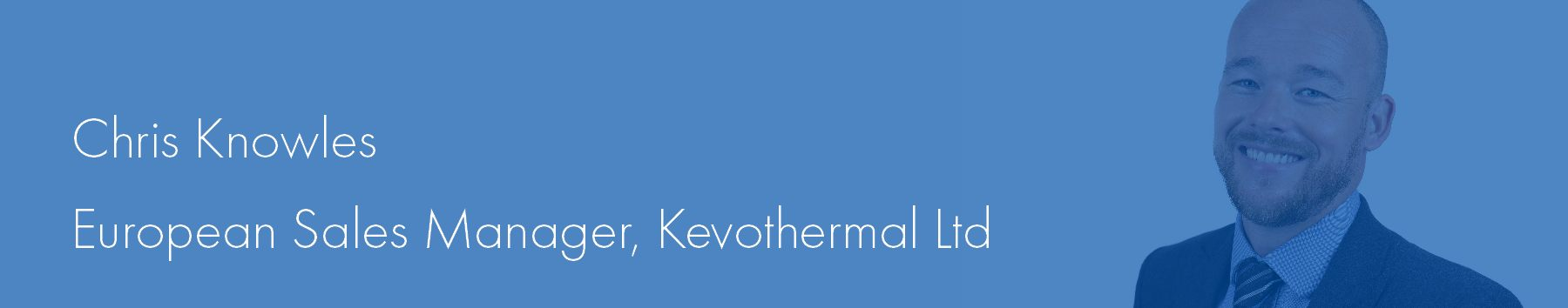 COMMERCIAL Photography Testimonial - Kevothermal