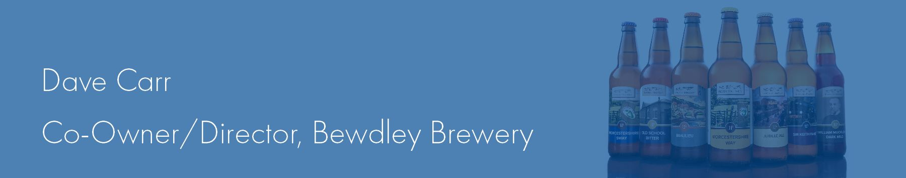 COMMERCIAL Photography Testimonial - Bewdley Brewery