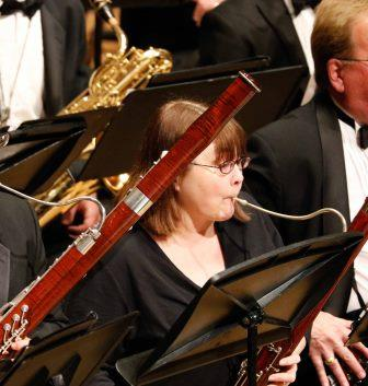 - A 50th Anniversary Award, given to recognize 50 years of membership in the Northshore Concert Band, was presented to Maryann Loda, bassoon.
