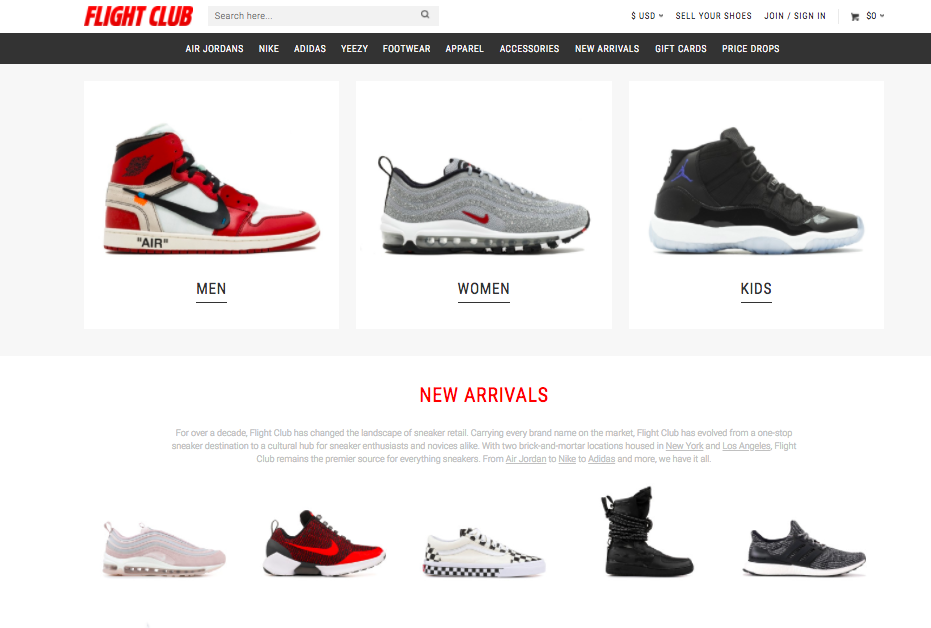 For the Culture... - The #1 Sneaker Market Place. Period Exclamation Mark. Thank the founder of Flight Club for this early days on Ebay, his original Vintagekicks.com, all the flights to Japan and Asia, and for pioneering and showing corps streetwear has a major market in the states.Royce has consulted on and off with Flight Club(Now aquired by GOAT) for over a decade. Royce Recently built the Consigner Payout Platform, Production-ized, DevOps. Built Flight Club Tokyo's Point of Sales App, managed app operations as well as help oversee a transition to in house team.
