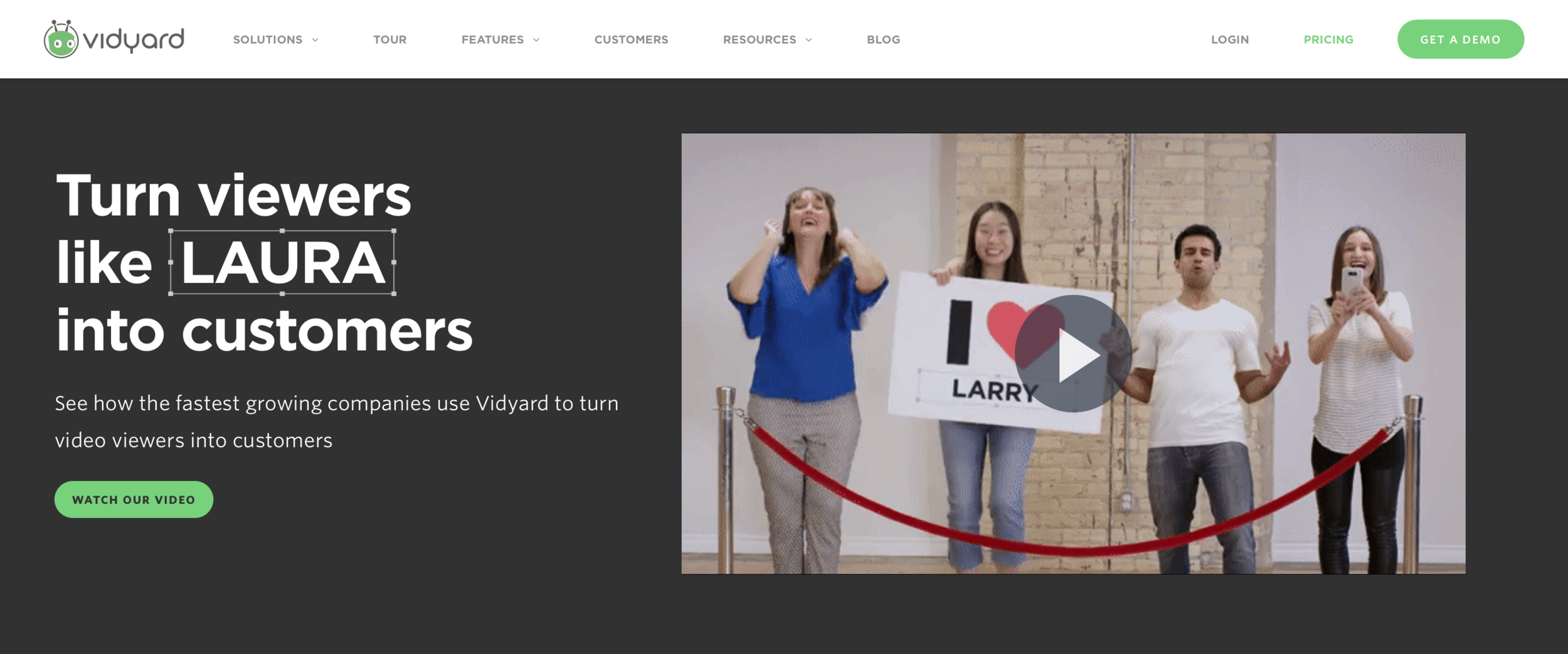 Vidyard_Video Marketing and Hosting