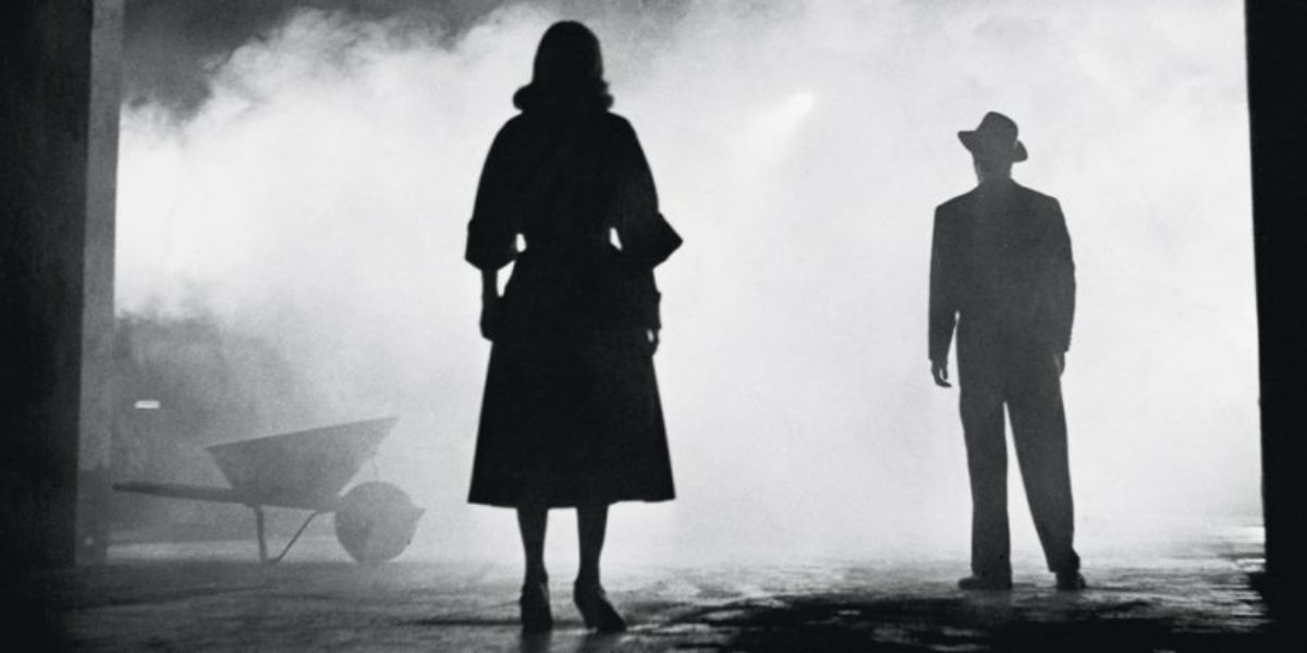 Film noirs like  The Big Combo  are known for their dramatic high-contrast ratios and low-key lighting.