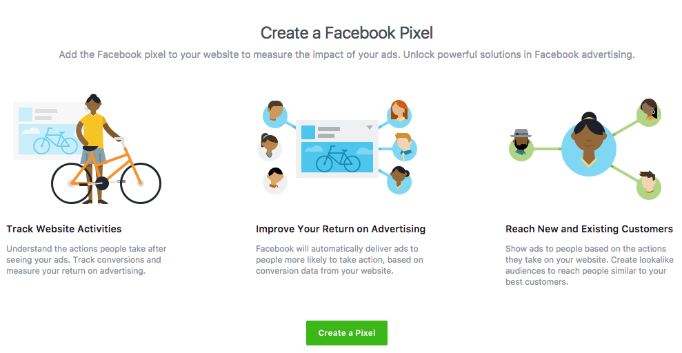 You need to have a  Facebook Pixel on your website to use the Conversion objective.