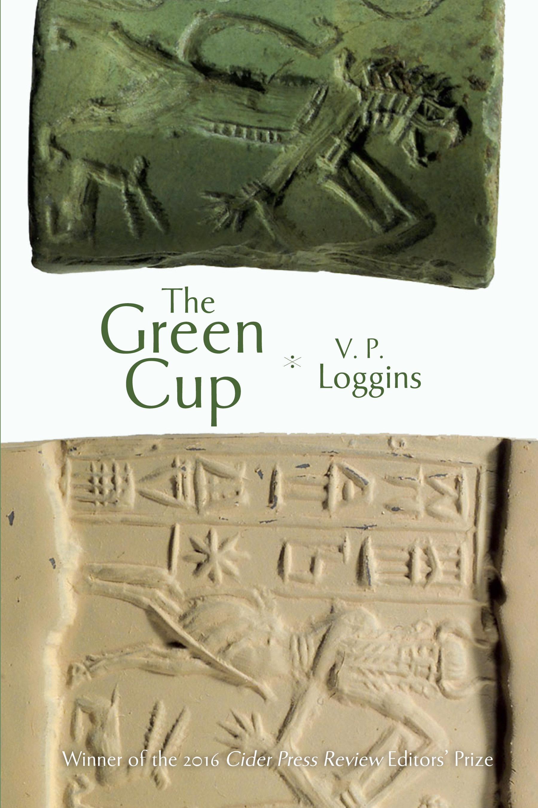 The Green Cup - This is a whip-smart, original, and utterly lucid book. In poem after poem the reader is spoken with and not to. It's like an intense conversation that you don't want to end.— Thomas Lux, author of nineteen books of poetry and winner of the Kingsley Tufts Award___________________Available Atwww.ciderpressreview.comwww.indiebound.orgwww.amazon.comBookstores Contactcaron@ciderpressreview.comwww.spdbooks.org____________________ISBN: 978-1-930781-50-4$17.95 US/ $19.95 CA