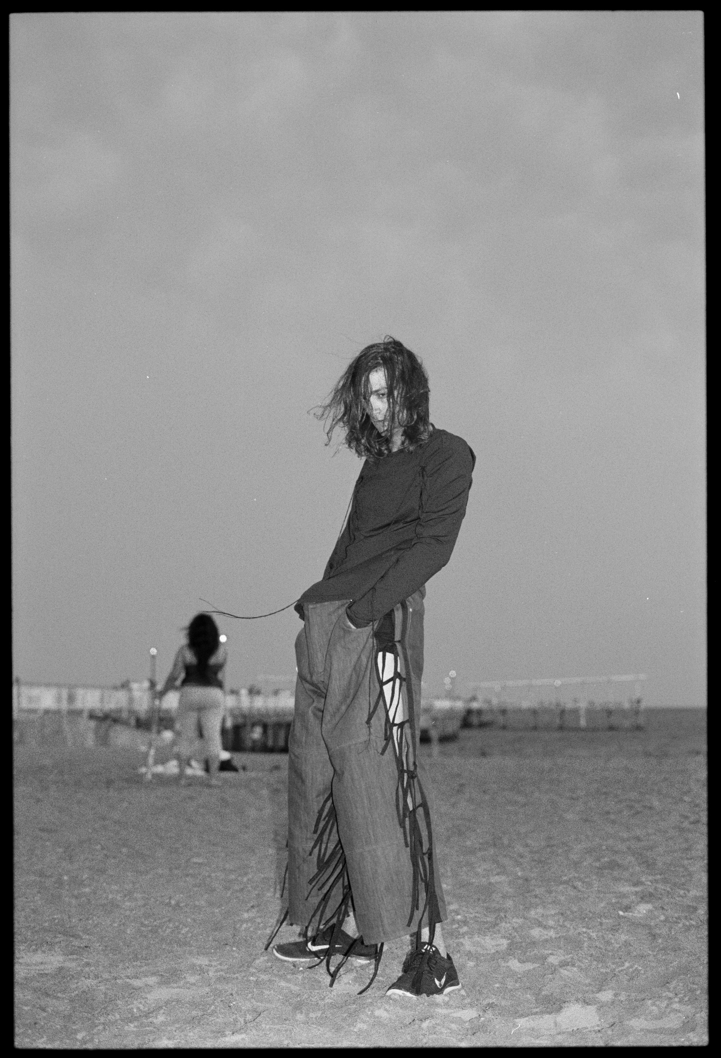 """the beach boy"" - pierce abernathy photographed by giancarlos kunhardt for phosphenes #2"