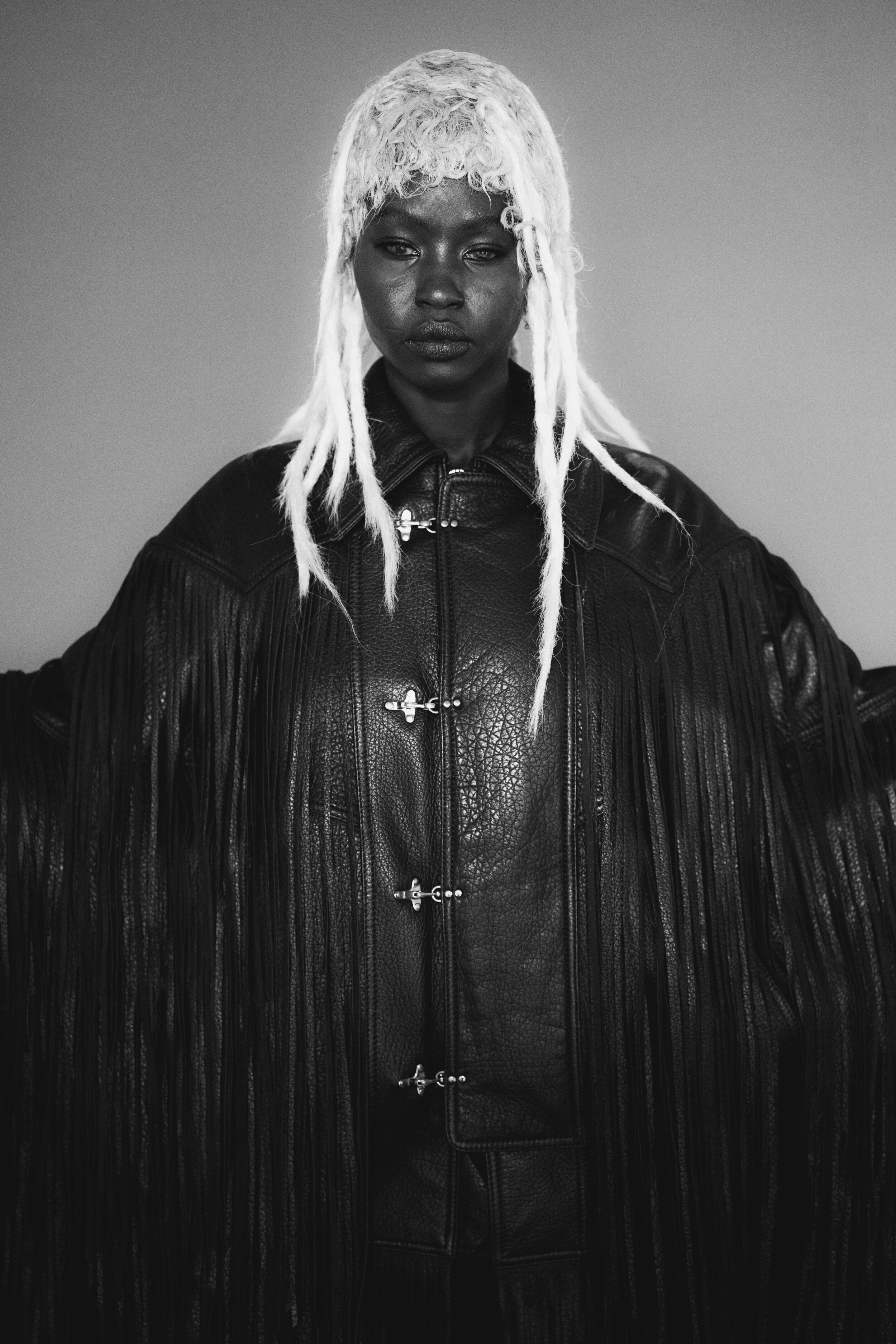 aweng chuol photographed by akram shah for phosphenes #7