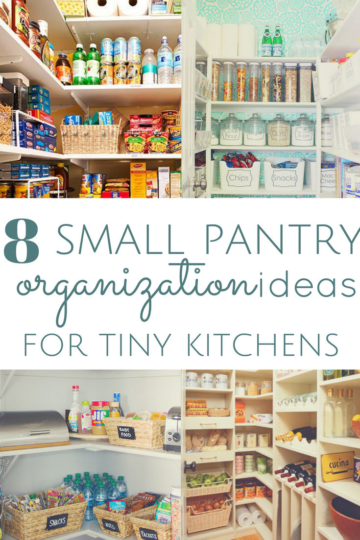 Pantry Organization Ideas For Kitchens