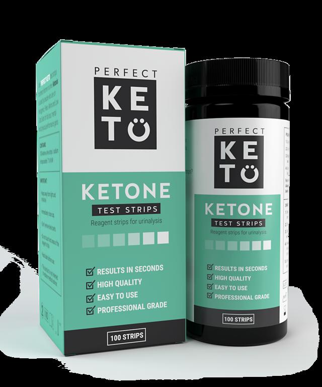 perfect keto ketone strips