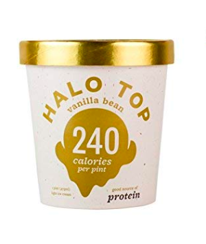 store bought keto ice cream