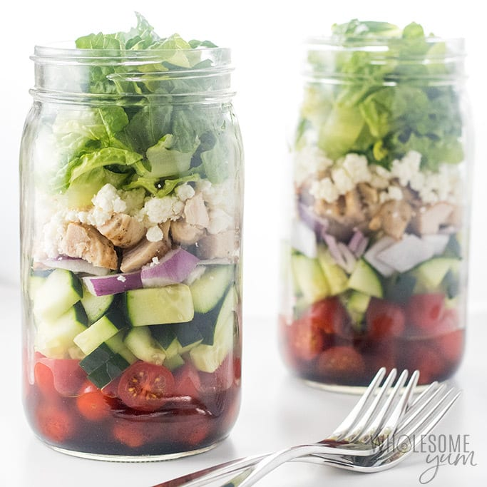 keto lunch meal prep mason jar.jpg