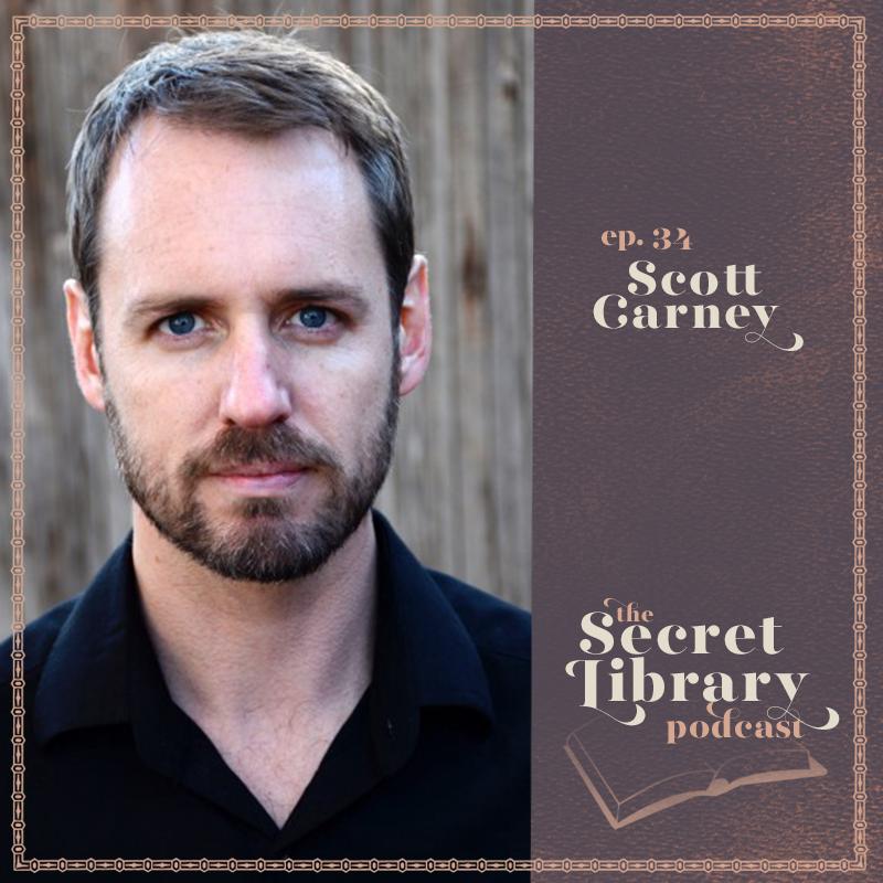 Scott Carney | SecretLibraryPodcast.com