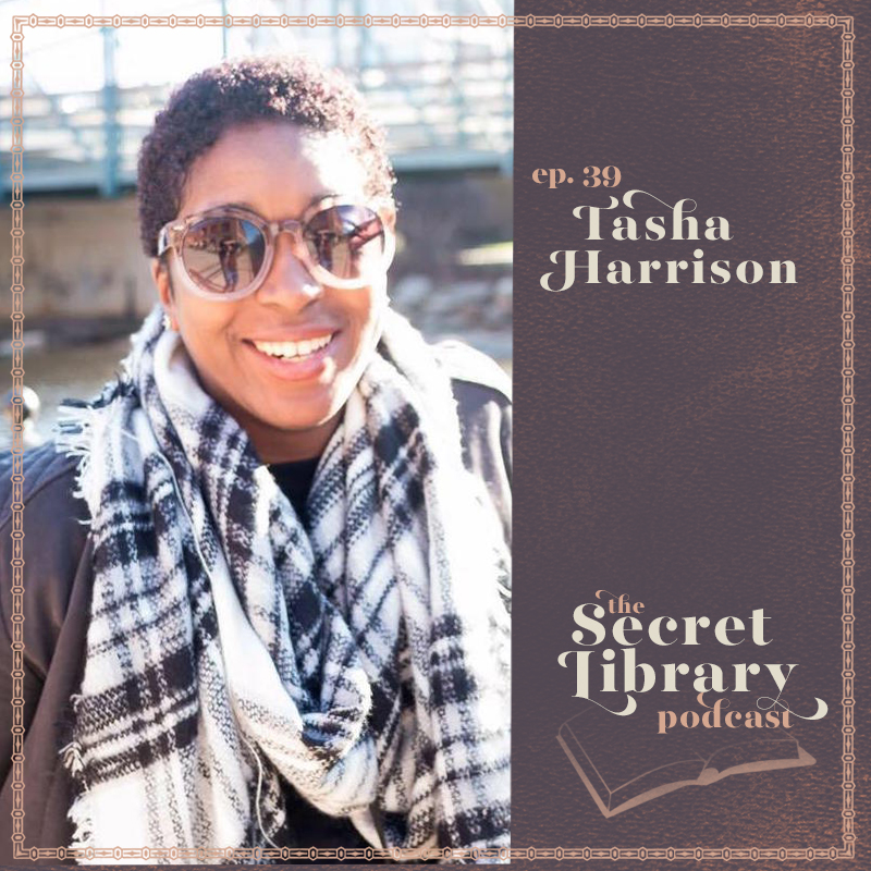 How to write a sex scene | Tasha Harrison | Secret Library Podcast