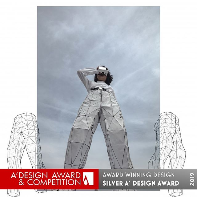 🙏 #adesignaward #fashion #design #art #technology #3d