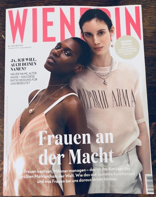 Wienerin     Mai 2018 -