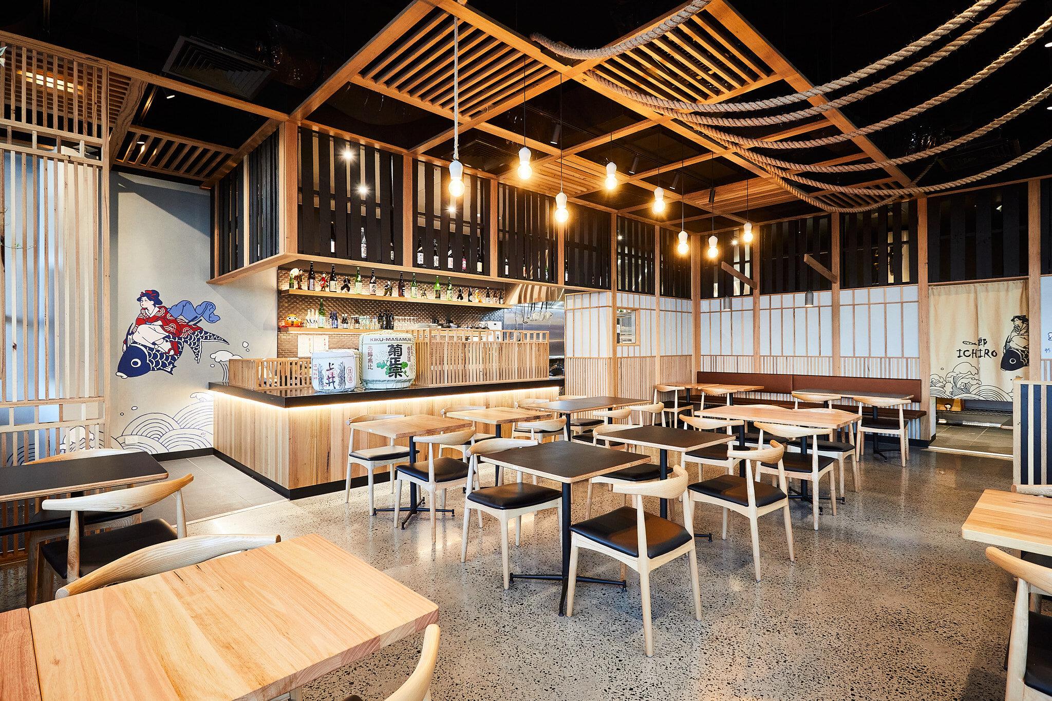 Studio Grayscale Retail Hospitality Interior Design