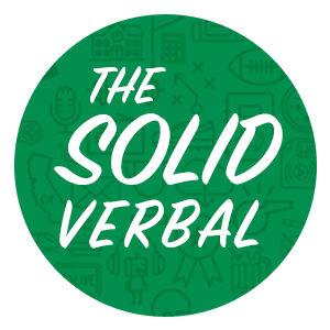 Case Study: The Solid Verbal  - The Solid Verbal is a fan-centric college football podcast that lives and breathes all things college football. Folklore set out to create a visual experience to compliment the shows audio by creating a weekly animation highlighting the week's biggest game.