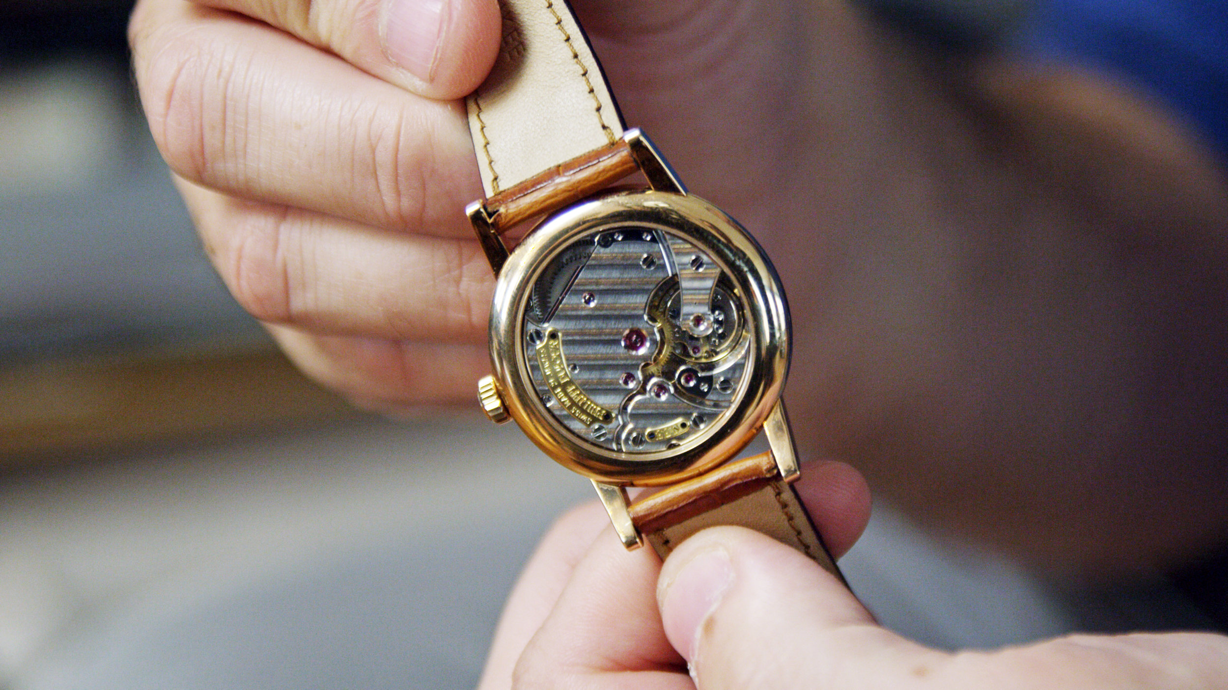 There's not much argument in the watch world that Philippe Dufour's finishing is second to none.