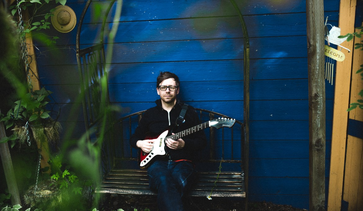 TheYYSCENE: Astral Swans finds light in dark places for his brilliant sophomore album Strange Prison - May 17, 2018 - Dark places.Matthew Swann knows about them.And he's not afraid to show you them, take you to them.It's very much a part of his musical project Astral Swans and the psych-folk songs he writes: those that haunted his phenomenal 2015 lo-fi debut All My Favorite Singers Are Willie Nelson; and the ones that swallow you whole on his astounding new hi-fi — or, more appropriately, high-fi — followup, Strange Prison.