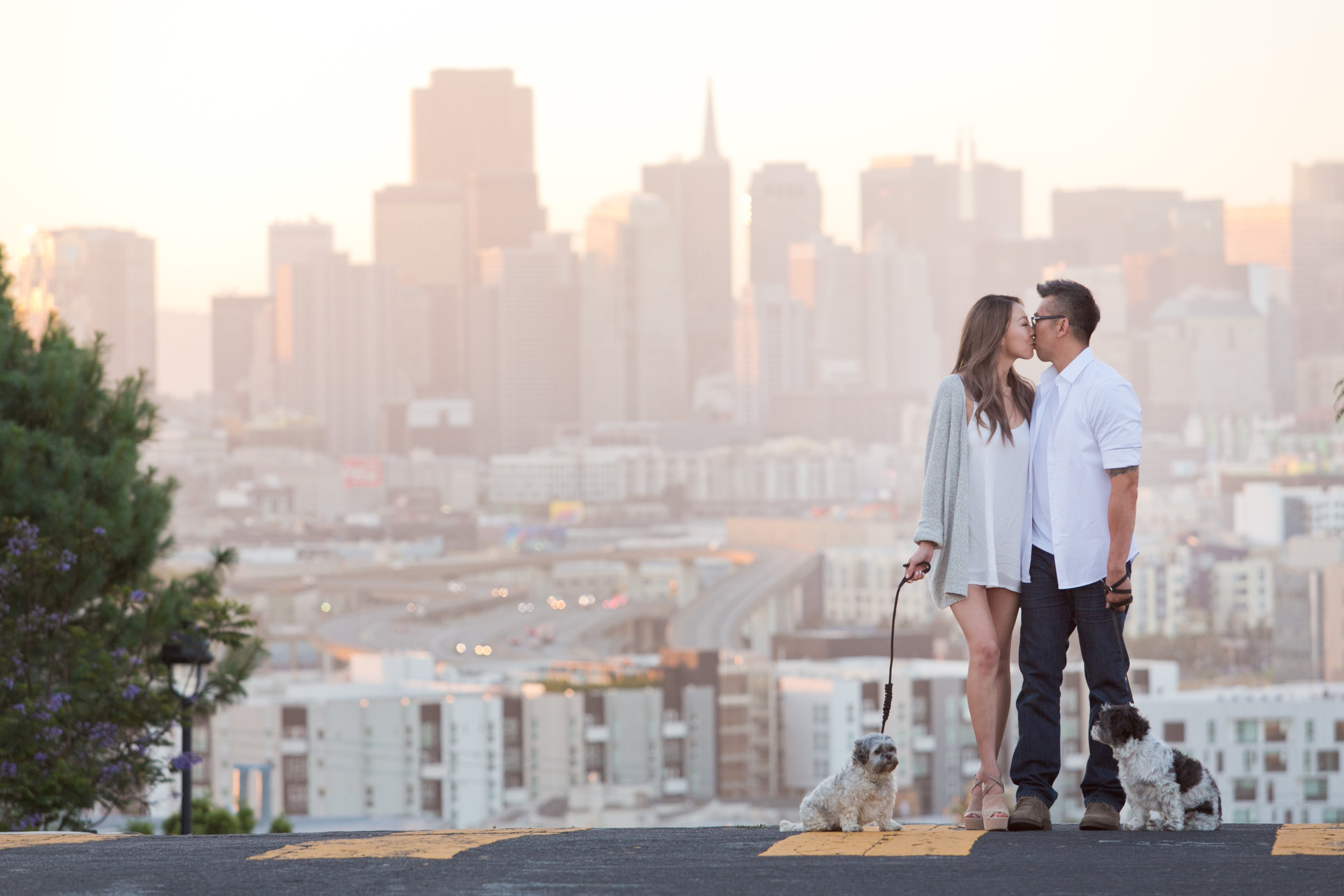 Karen & Ed - San Francisco, CA