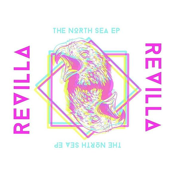A YEAR AGO WE CHANGED OUR NAME TO REVILLA & RELEASED 'THE NORTH SEA EP' - THANK YOU FOR ALL THE LOVE & SUPPORT.  THERE IS MORE MAGIC ON THE WAY!