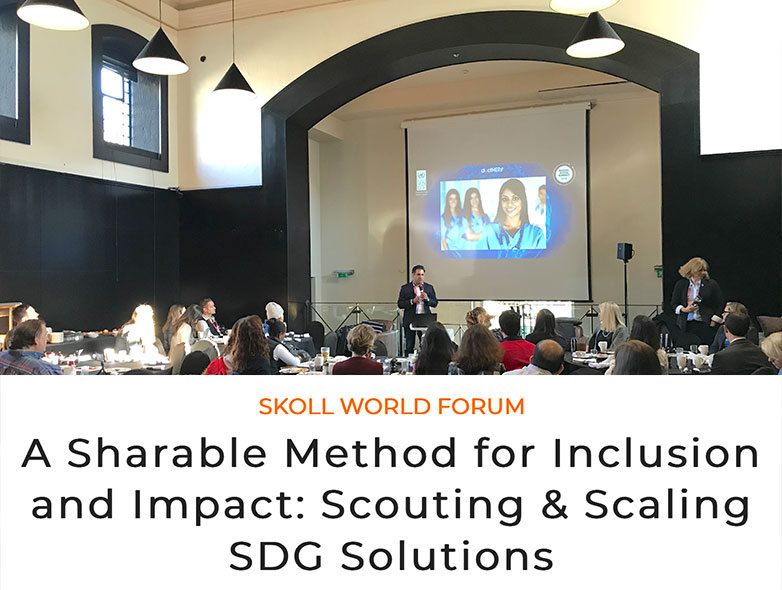 Skoll World Forum - Oxford, UK — April 11