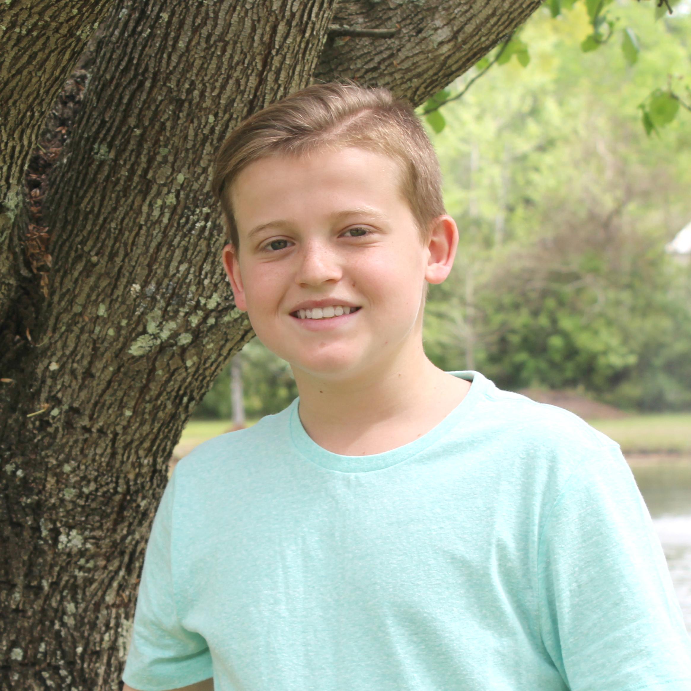 Ty Brice   Teen Contributor
