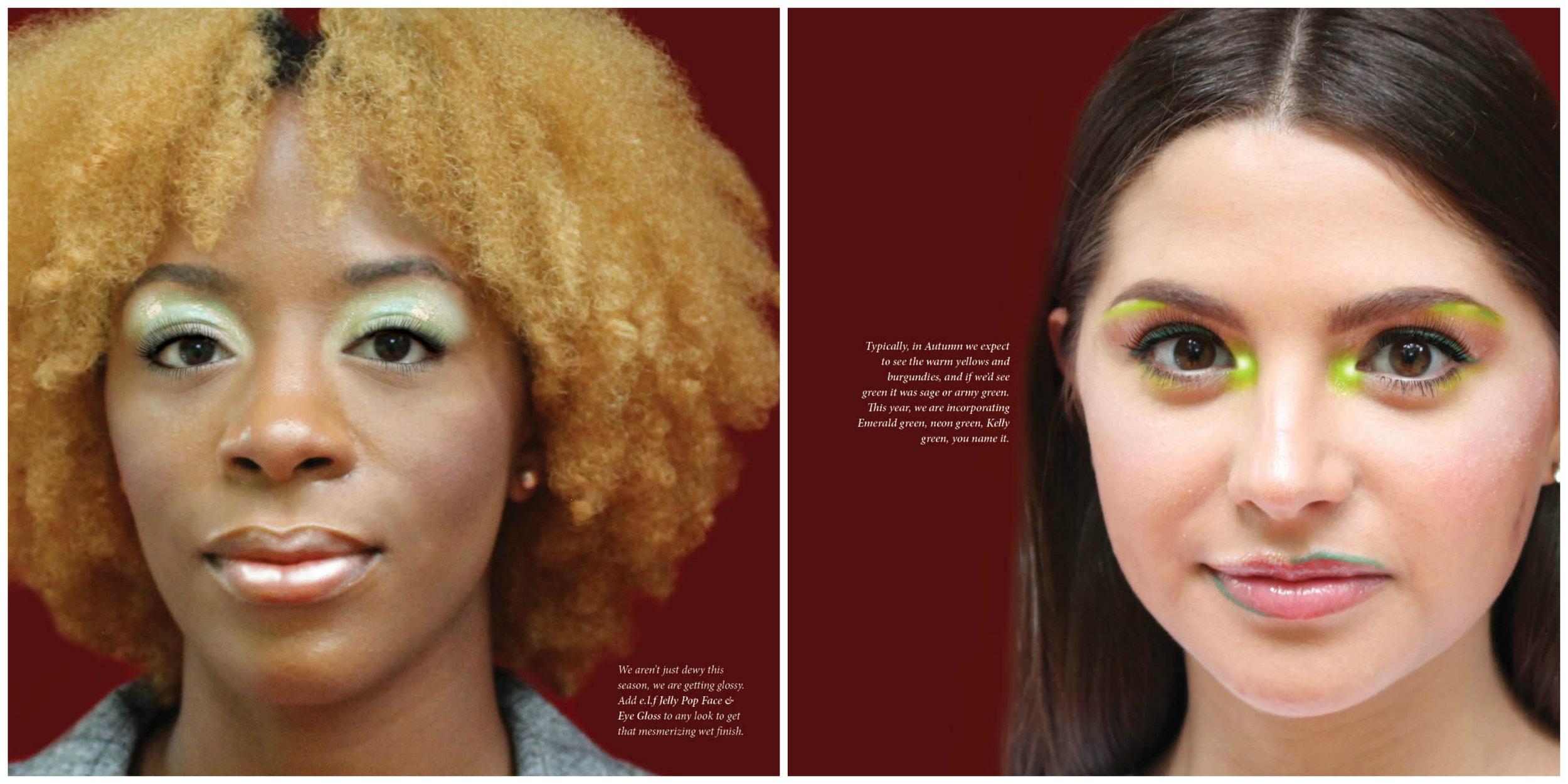 _Alexis Jester Runway Makeup Modern Grace Magazine pg 2,3.jpg