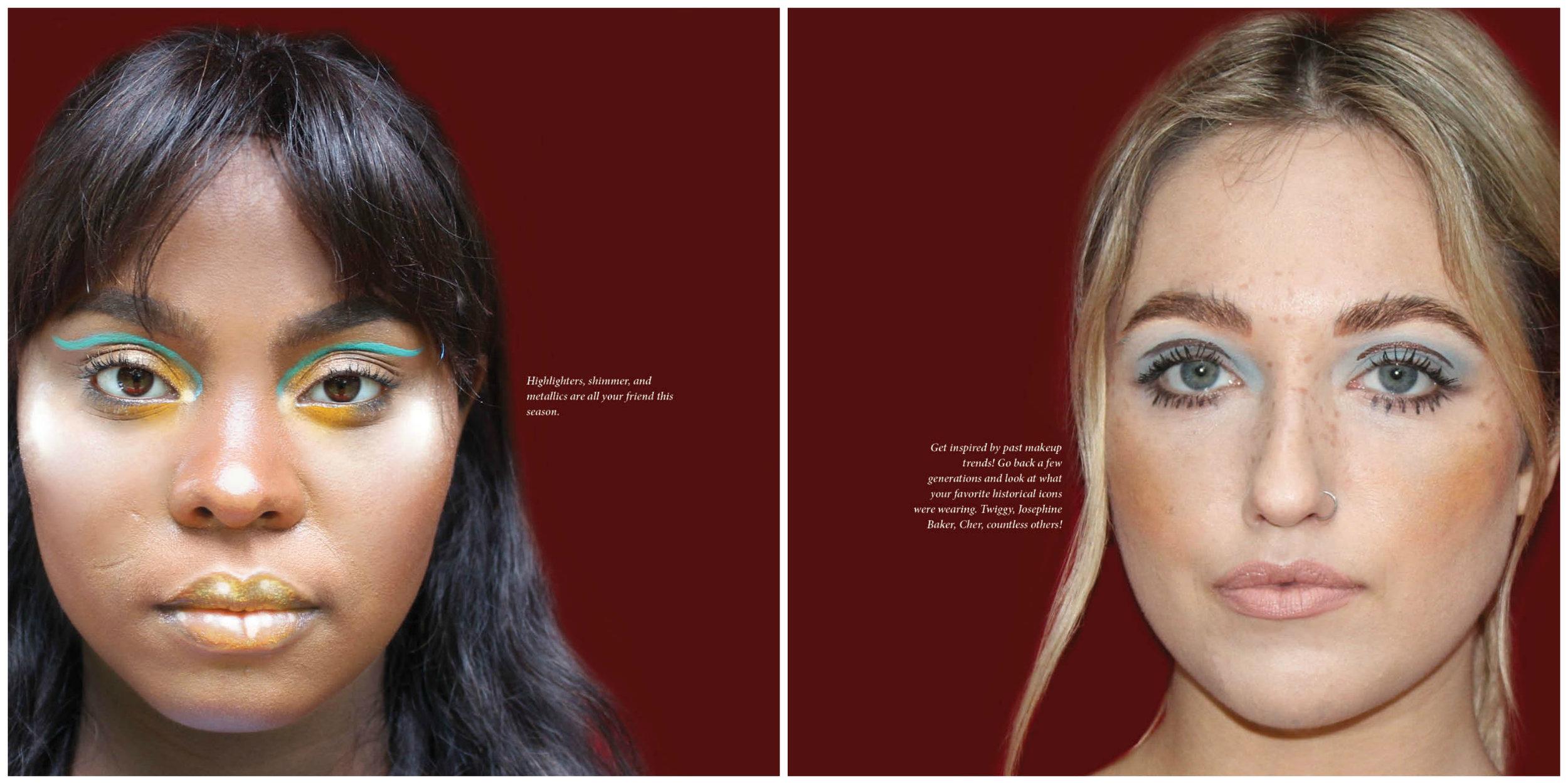 _Alexis Jester Runway Makeup Modern Grace Magazine pg 6,7.jpg