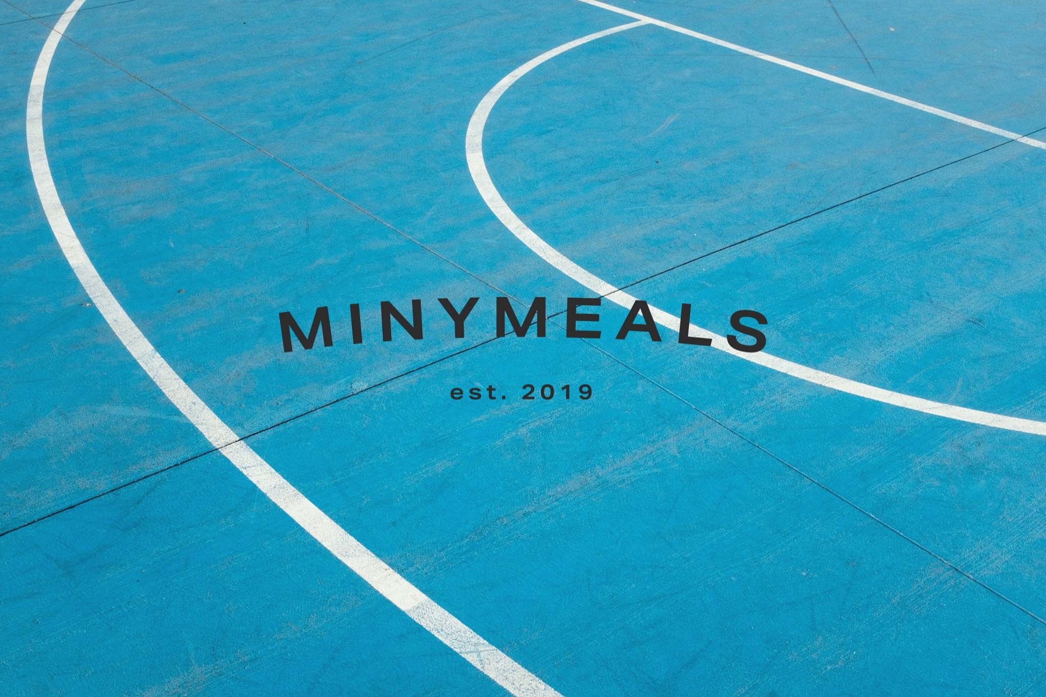 Minymeals Athletic Logotype  | Photo by  David Libeert