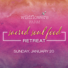 Full day retreat: 8 am - 4:30 pm xo