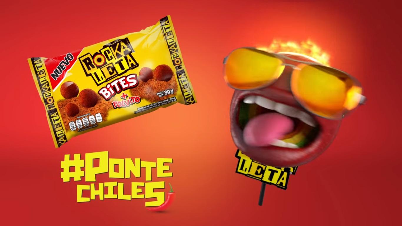 Rockaleta Bites - Halloween