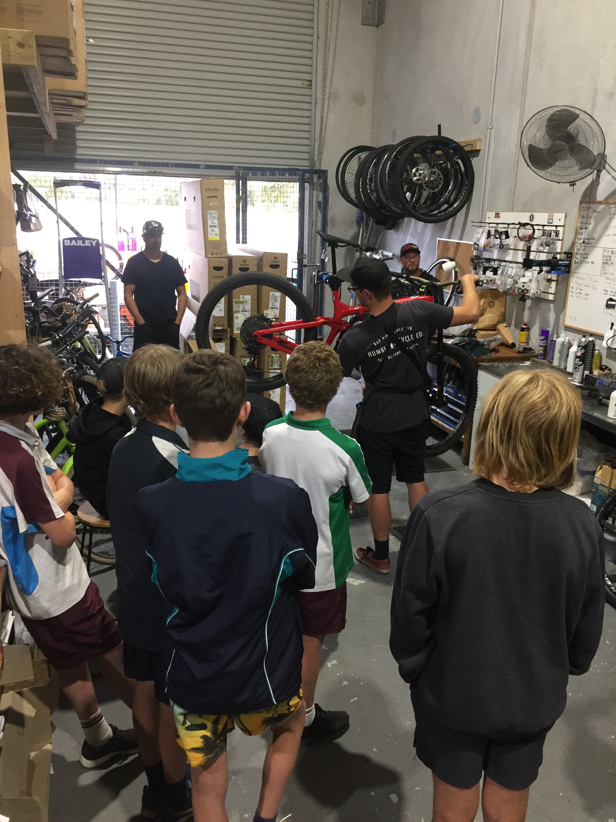 A big part of race preparation is understanding your equipment. We will be providing mechanical support to ensure everyones bikes are running perfectly on race day.