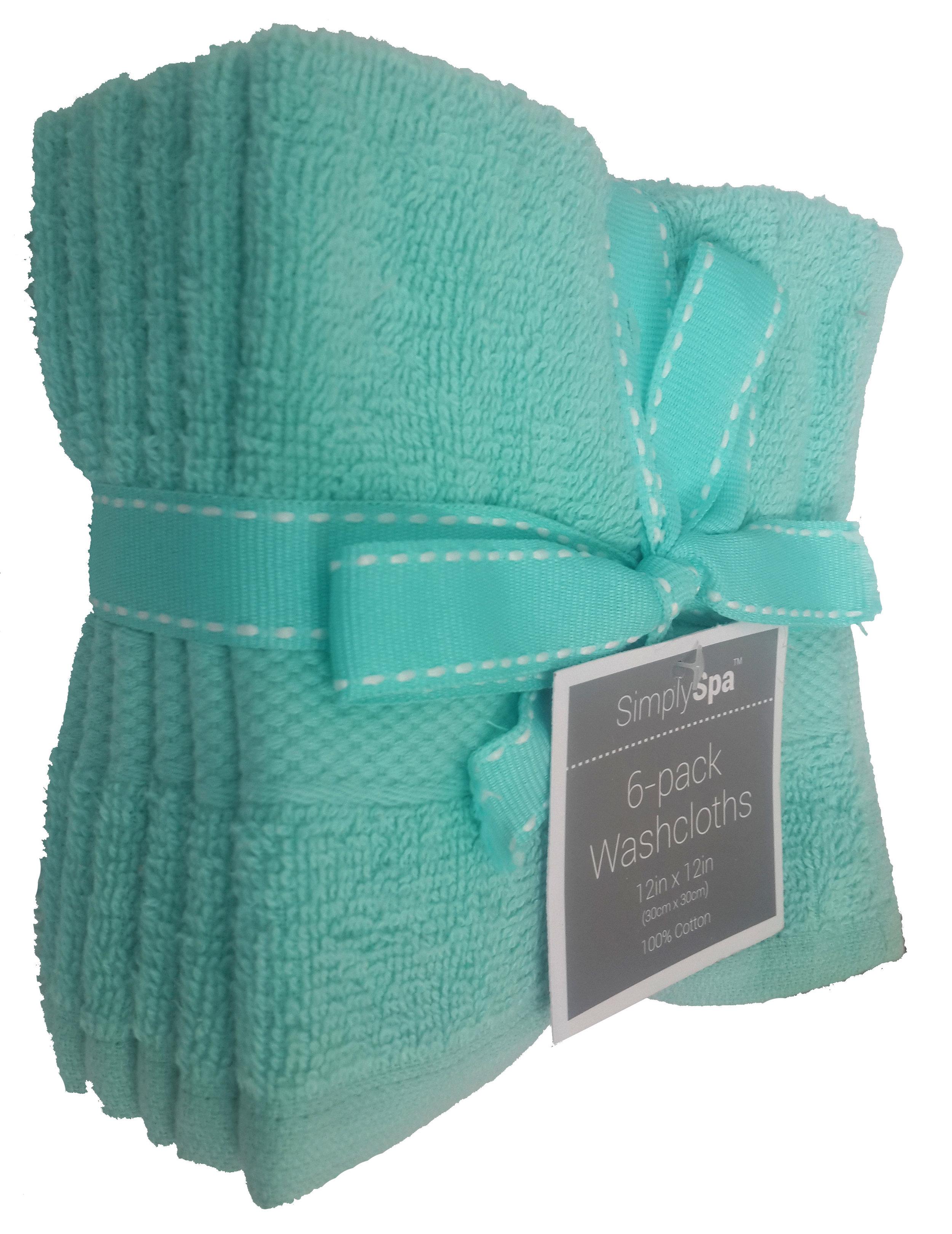 Ringspun Washcloth Set