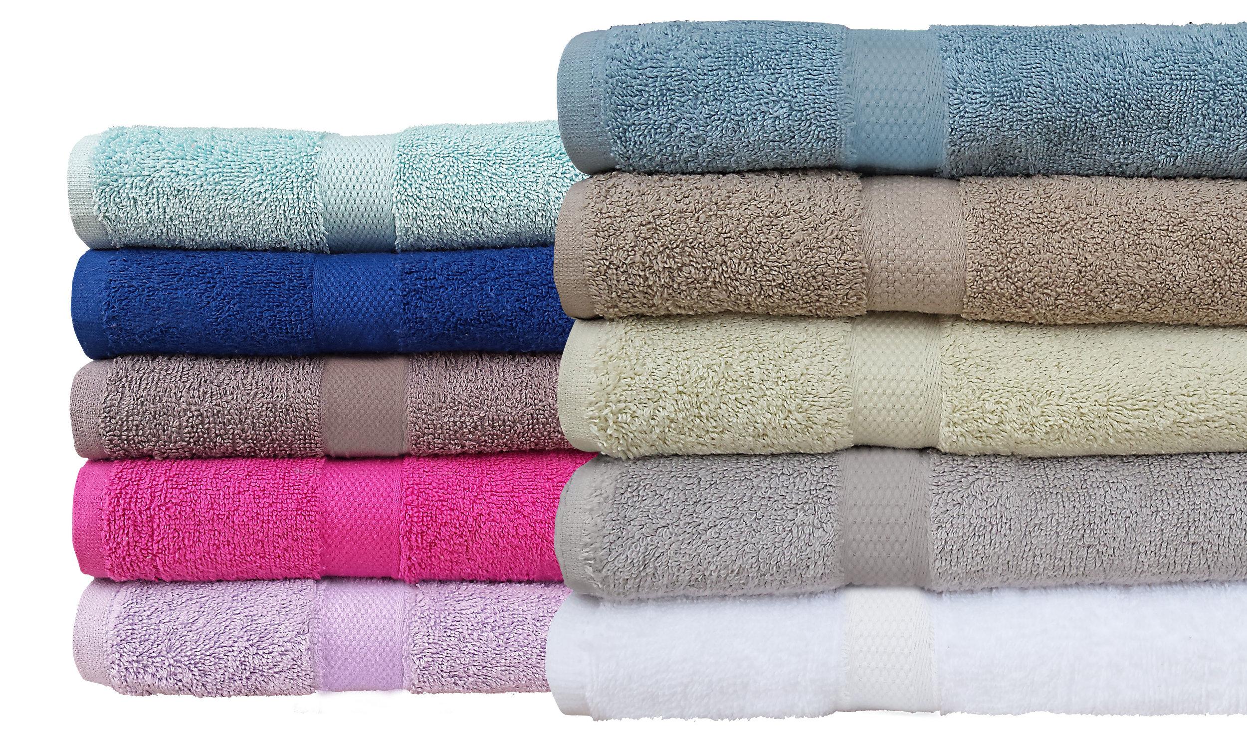 Ringspun Towels