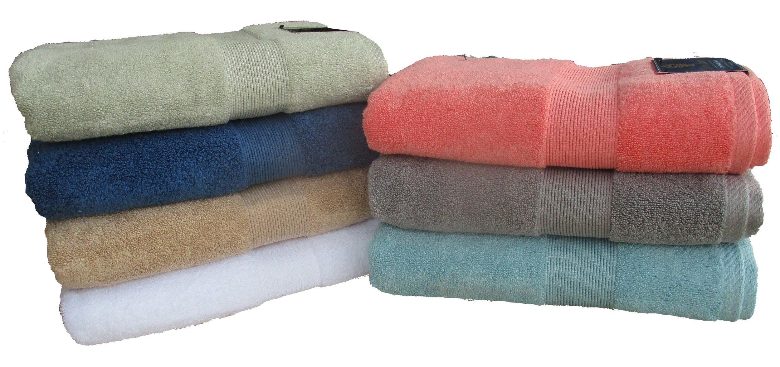 Double Ply Bath Towels