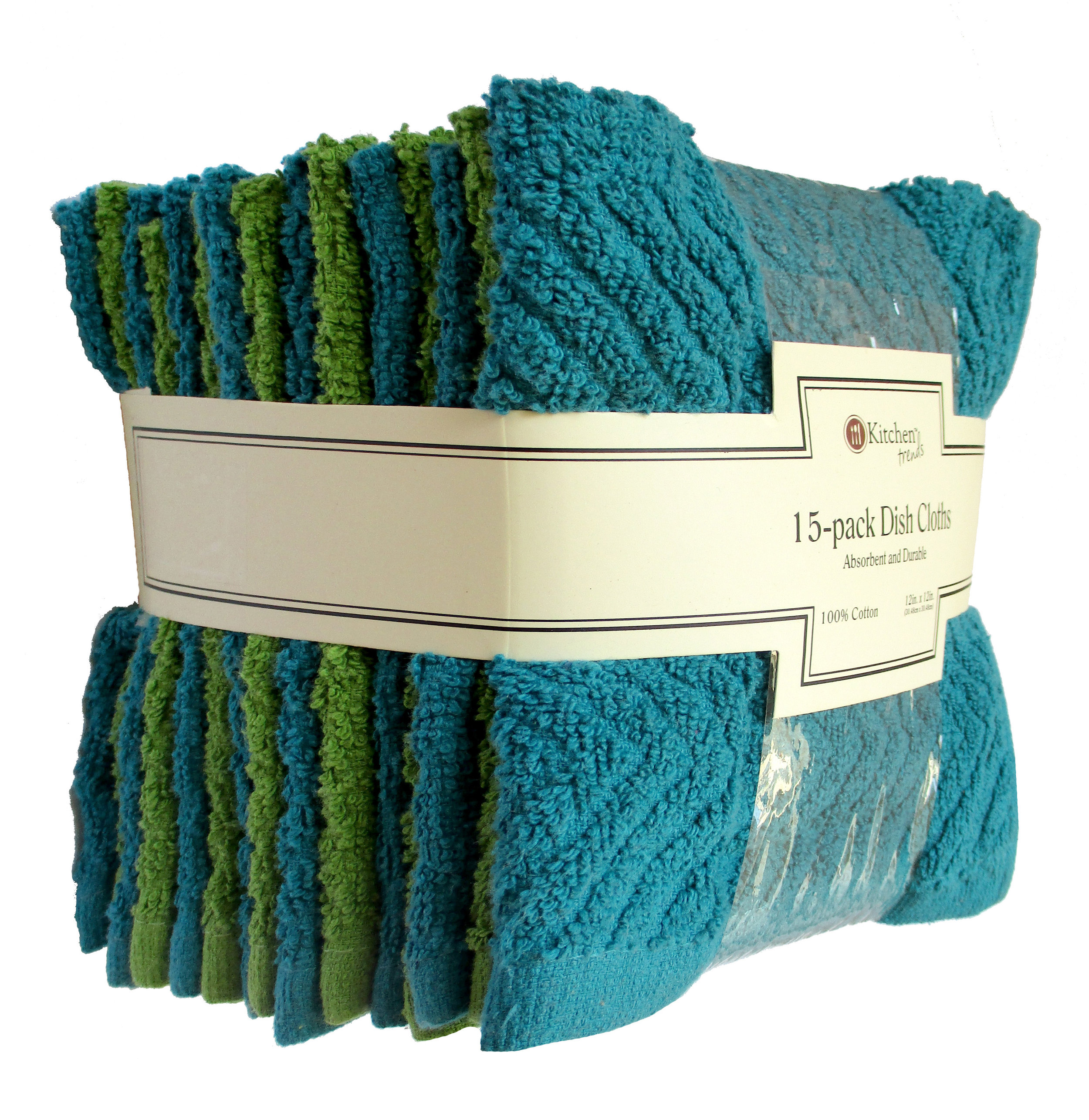 Value Pack Dishcloth Sets