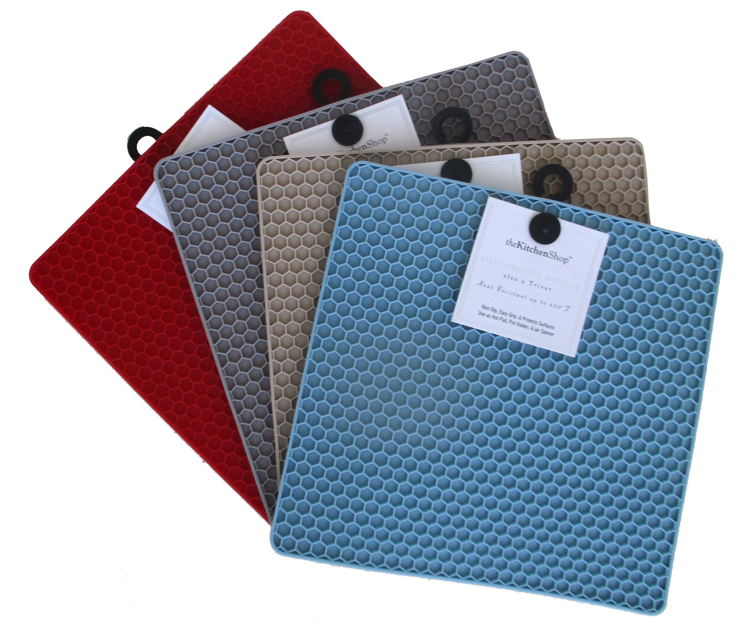 Silicone Trivets & Pot Holders