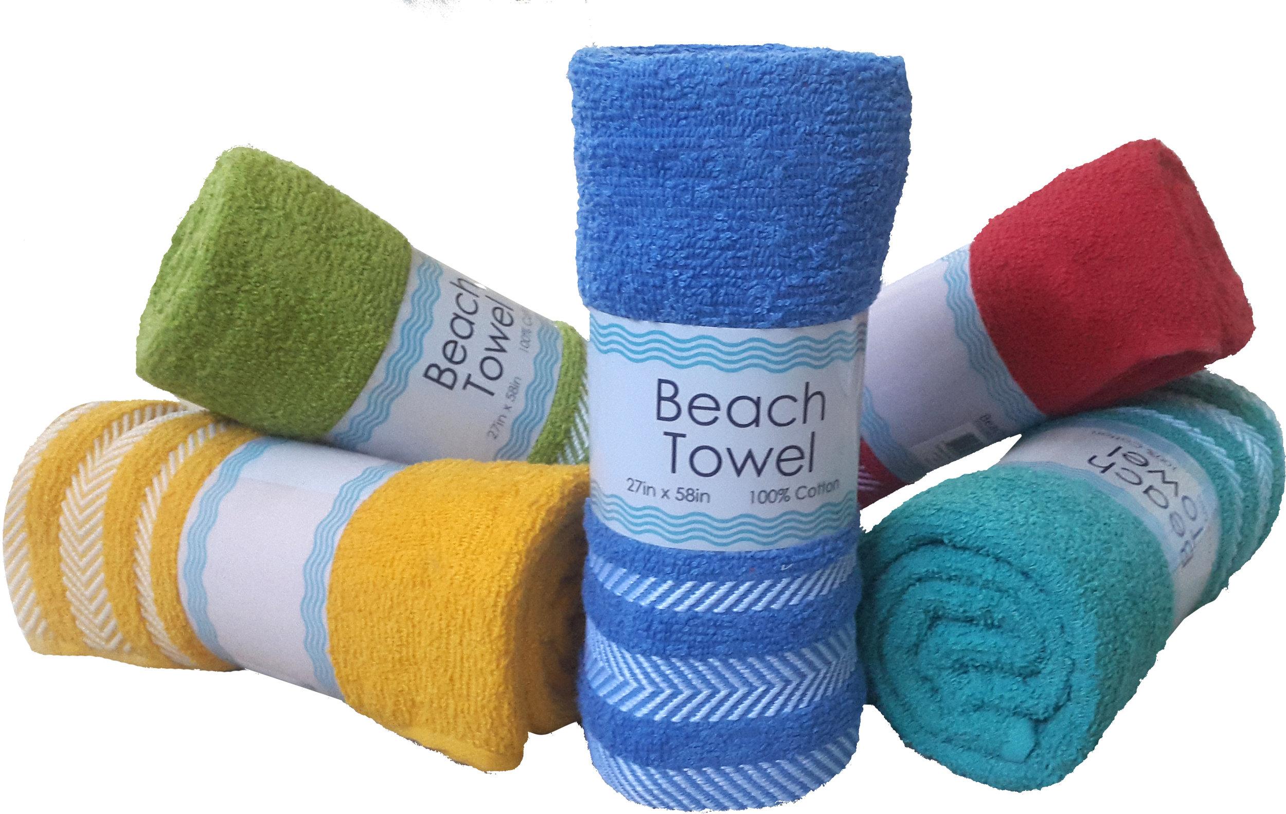 Value Beach Towel
