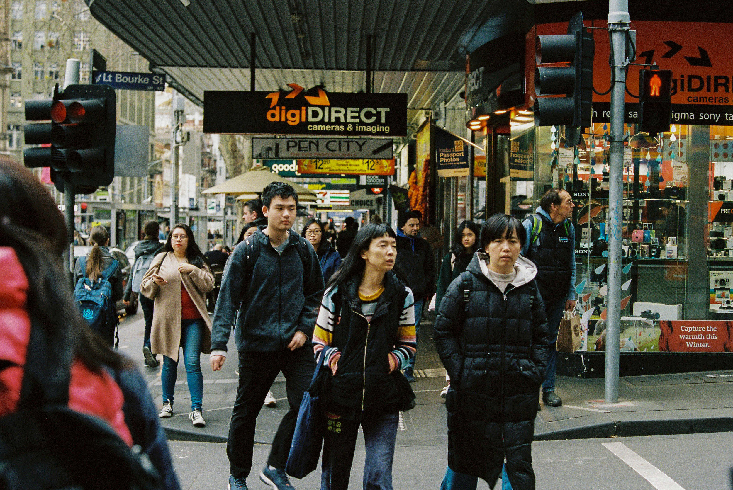 Cnr Swanston and Little Bourke Street Melbourne.jpg