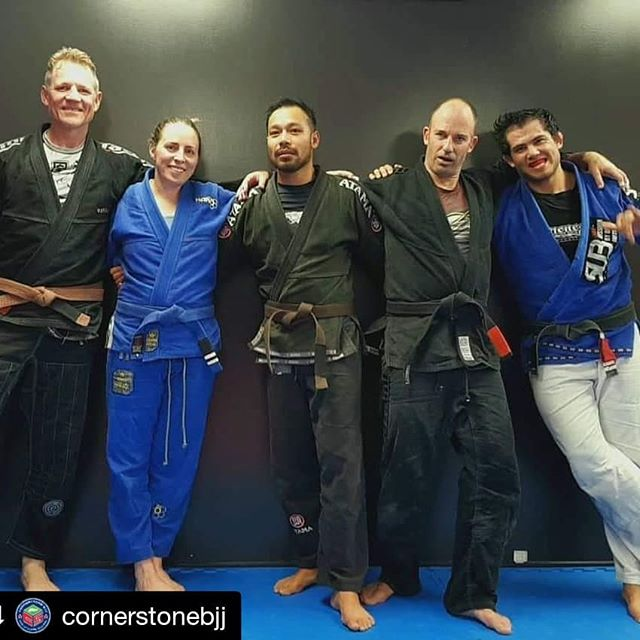 #Repost @cornerstonebjj (@get_repost) ・・・ Thanks to @peaking_wilks from @mastertonbjj for dropping in today! Awesome to catch up and roll 🤙 . . . . . . . . . . . . . #bjj #brazilianjiujitsu #grapple #grappling #bjjlife #bjjlifestyle #bjjwomen #bjjgirls #bjj4life #oss #blackbelt #martialarts #sport #fitness #fitlife #exercise #glenfield #auckland #newzealand #cornerstonebjj