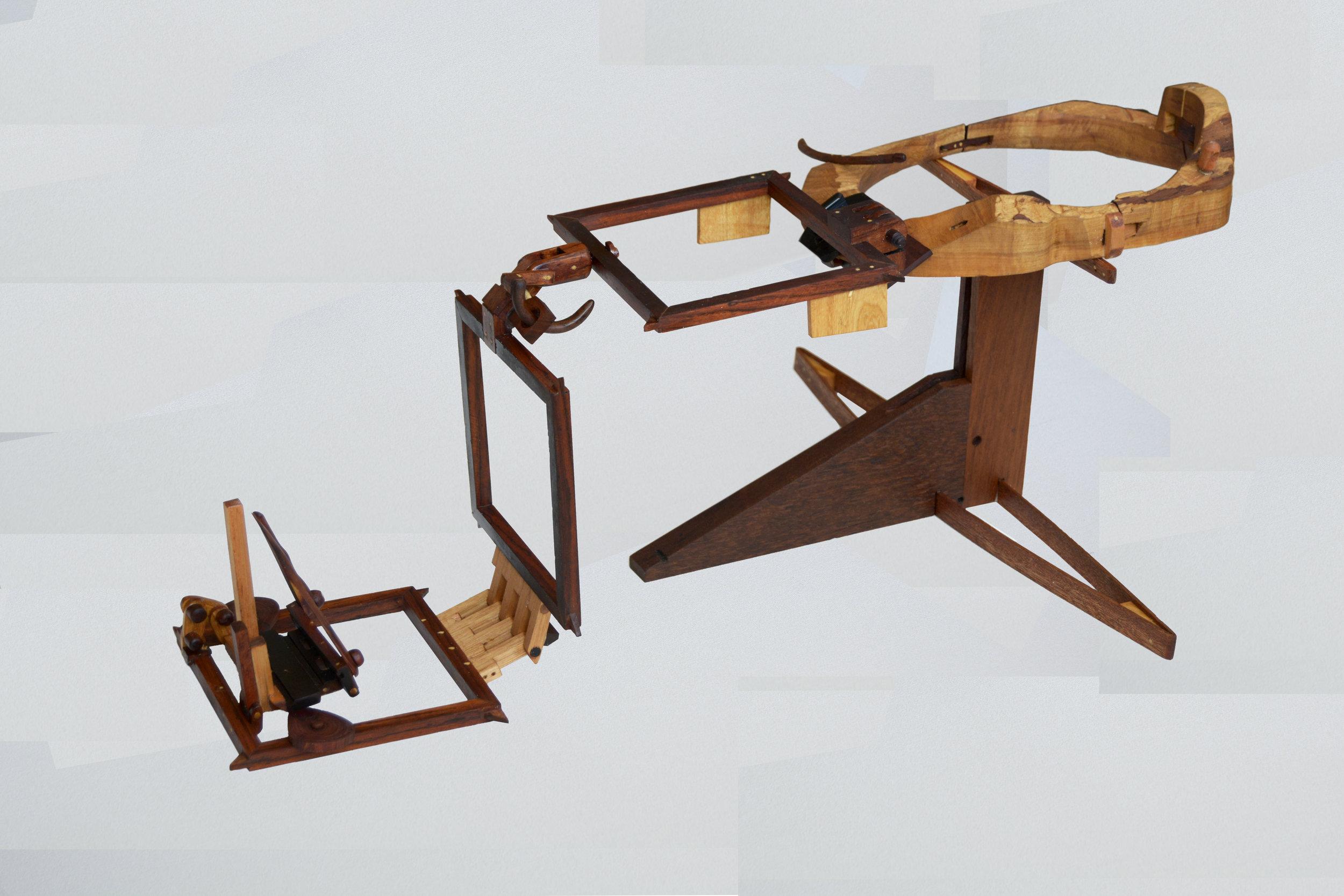 Millennials' Handbook - Allen Laing Artist Wood Sculpture.jpg