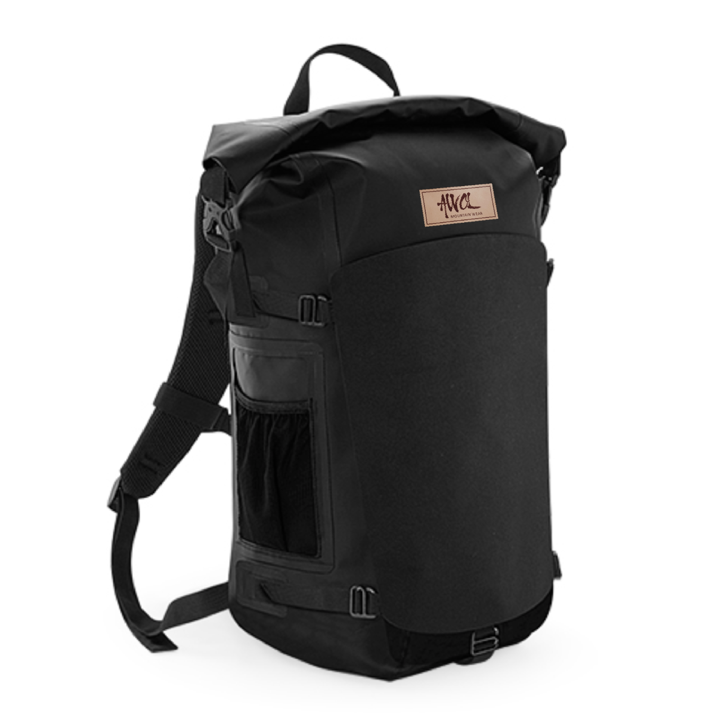 Peak Waterproof Backpack - The Peak Waterproof Backpack is for mountain climbs, food stashes, adventure essentials and pretty much anything else you need for your lifestyle.We will offer the incentive that once you are finished with the backpack, send it back to us where we will recycle it into new products, gaining the most out of the material whilst not adding further to landfills. In return, we will provide a discount off of a new product as a thank you from us to you.This incentive is one that you will be seeing launched across a number of our products, in a drive to limit the amount of material which is added to landfill sites across the UK every week.