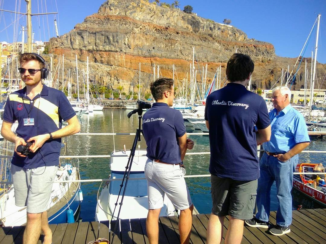 La Gomera, Canary Islands videography for Documentary -