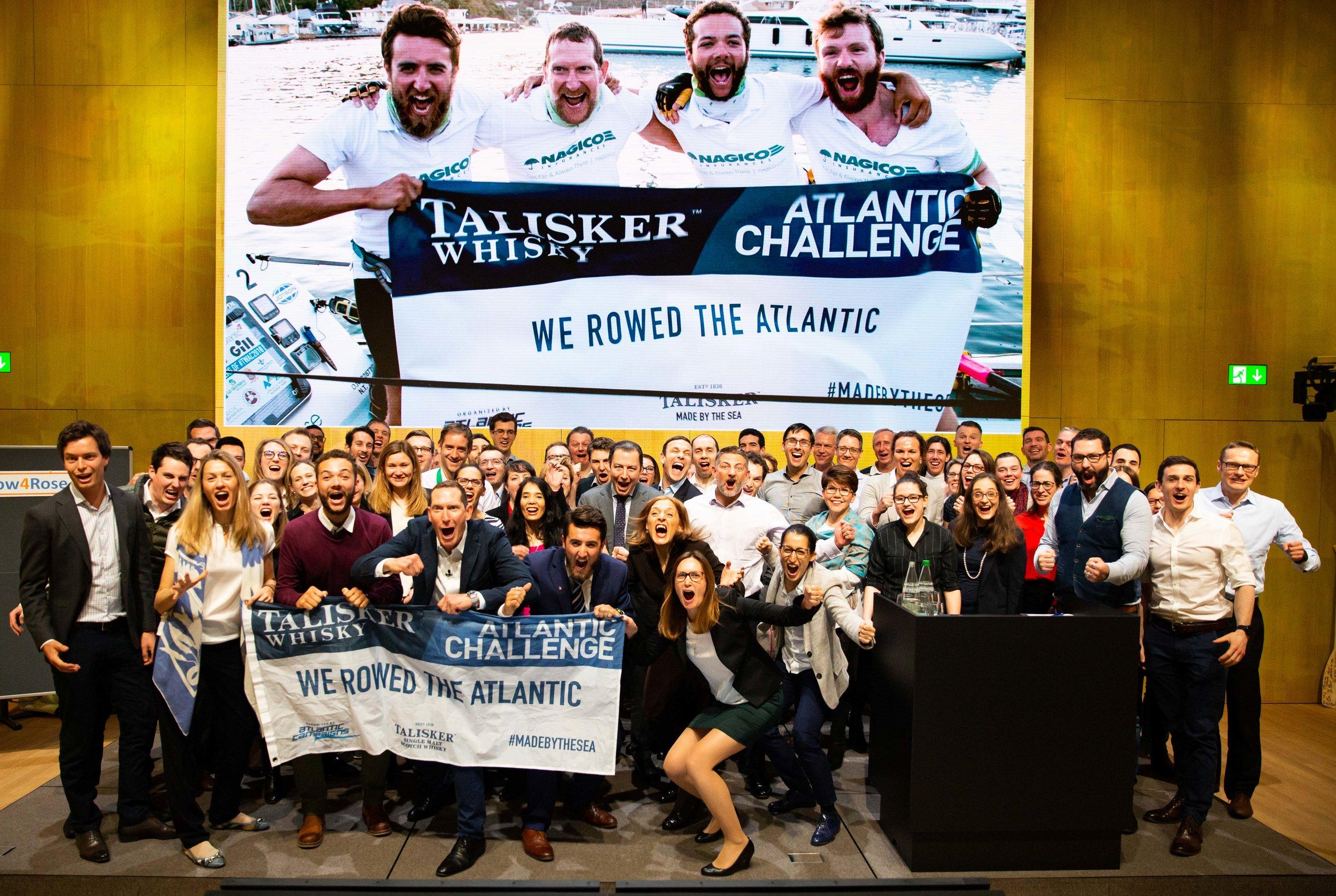 twac2018 #atlanticcampaigns #madebythesea #talisker #atlantic