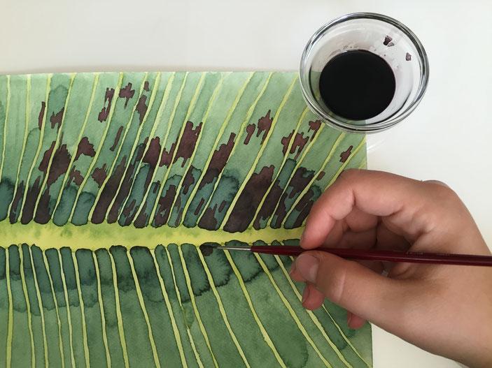 De la décoration murale pour les amateurs de vert et de nature