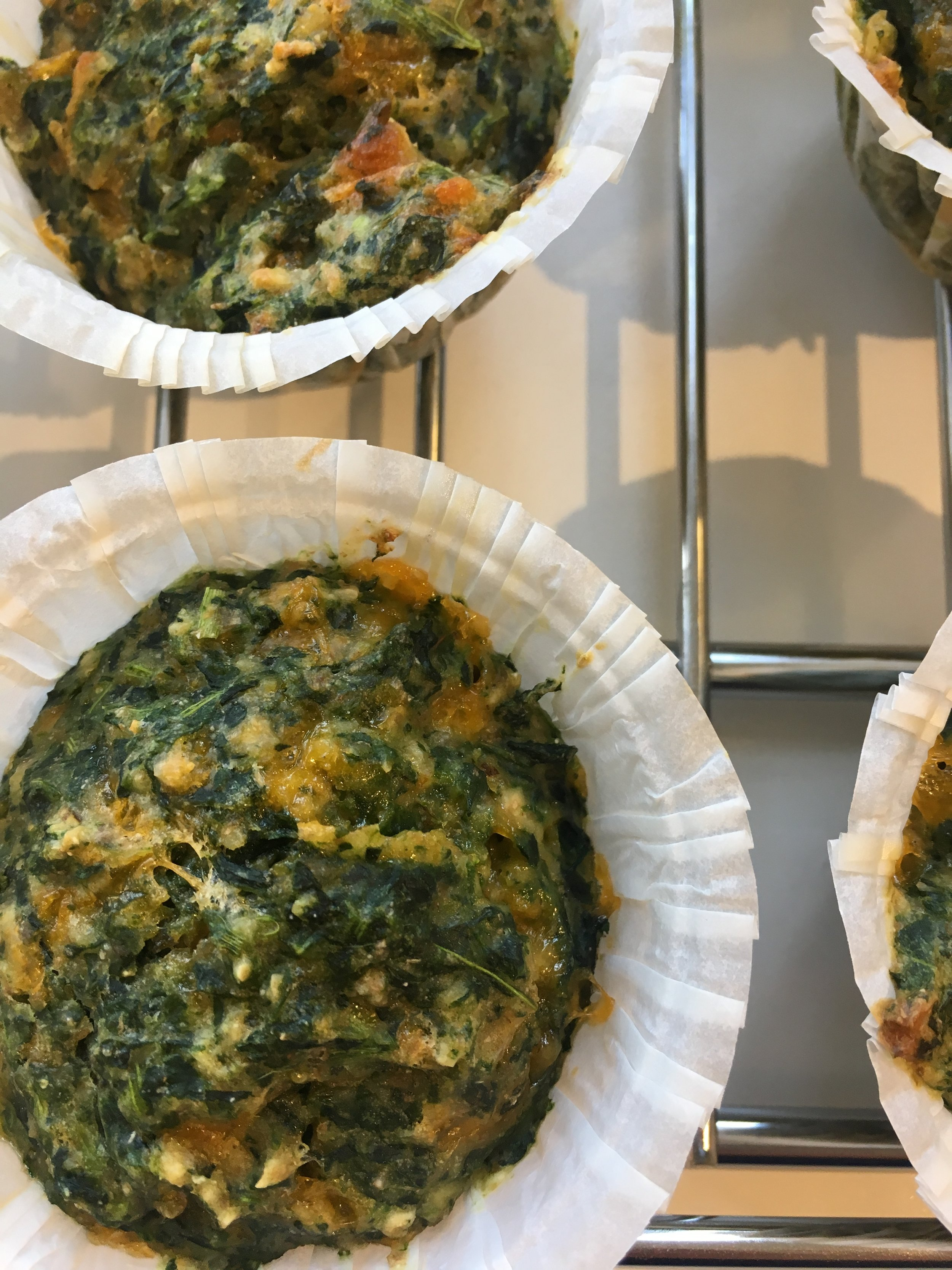 Muffins i en fart, der kan fryses ned til de travle morgener eller madpakken -