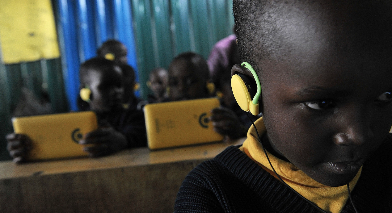 CAN TECHNOLOGY BRIDGE THE LEARNING GAP IN AFRICA?
