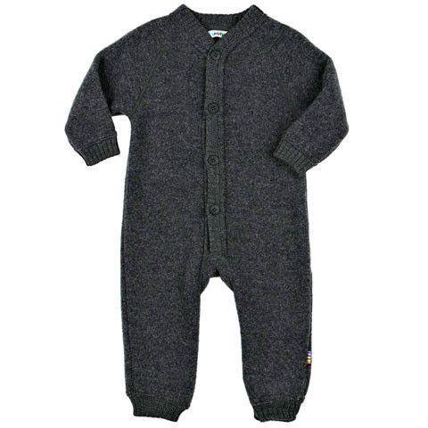 Joha - dragt med knapper - Merino uld  - 399,95kr NU 299,96kr