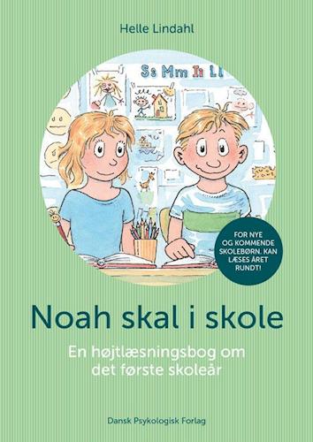 Noah skal i skole - Vi følger drengen Noah, hans familie og klassekammerater i skolen og derhjemme og får et helt særligt indblik i, hvordan det føles at være seks år og starte i skole. Hvor spændende – og en smule skræmmende – det kan være, når man har været vant til at være en af destørste i børnehaven og nu pludselig er blandt de mindste i skolen.